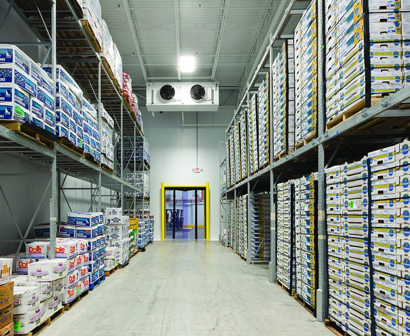 Storage and logistic