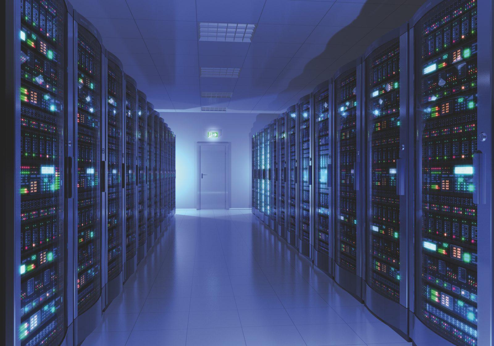 Centres de traitement de données