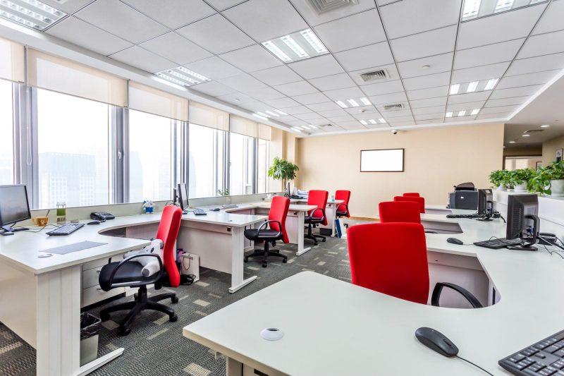 Immeubles de bureaux